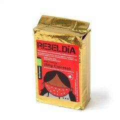 Bio-Espresso Rebeldia gemahlen