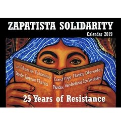 "Wandkalender 2019 ""Zapatista Solidarity"""